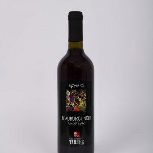 bottiglia di pinot nero