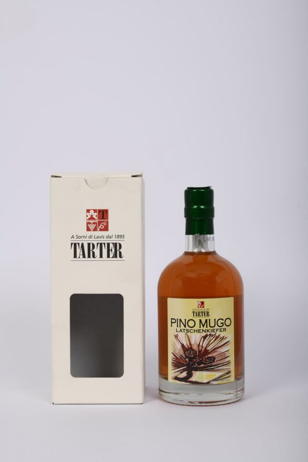 Bottiglia 50 cl di pino mugo