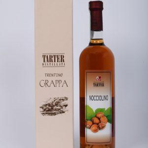 Bottiglia di Liquore Tarter al Nocciolino 70 cl