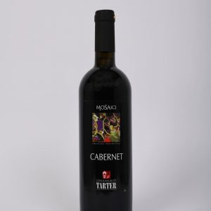 """Cabernet """"Mosaici"""" Vino rosso del trentino"""