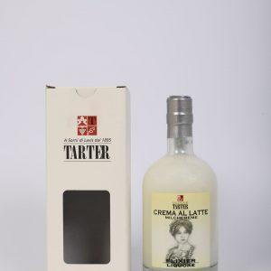 Bottiglia di Liquore Crema al latte 50 cl con scatola
