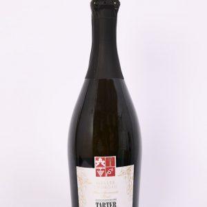 Bottiglia di Spumante Muller Thurgau Brut Tarter